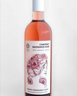 Cabernet Sauvignon Rosé 2019 suché