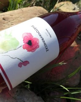 Milovín - Svätovavrinecké rosé 2019 suché