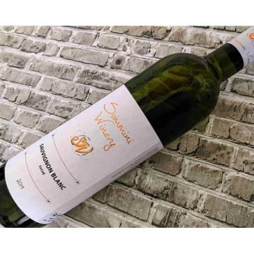 Sommini Winery - Savignon blanc 2019