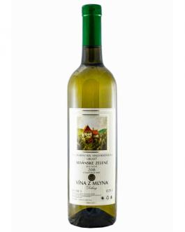 Vína z mlyna - Silvánske zelené 2019 suché