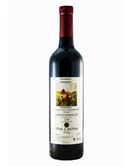 Vína z mlyna - Svätovavrinecké 2019 suché
