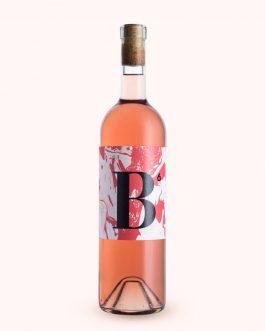 Víno Bažalík - B6 Modrý portugal rosé 2019 polosladké