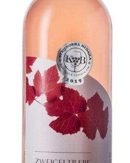 Víno Bovinel - Zweigeltrebe 2018 rosé suché