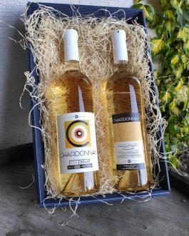 Víno Miklenčič - Chardonnay 2018 suché