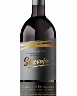 Víno Skovajsa - Cabernet Savignon 2016 suché