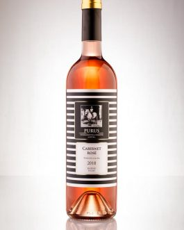 Cabernet Rosé 2019 suché