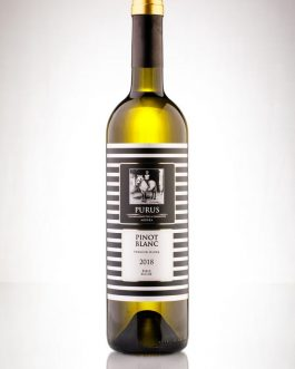 Pinot Blanc 2018 suché