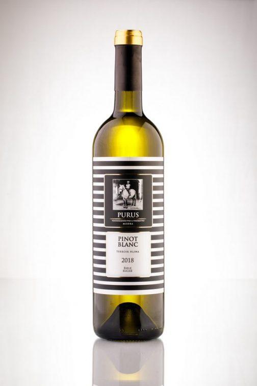Pinot Blanc (Rulandské biele) 2018
