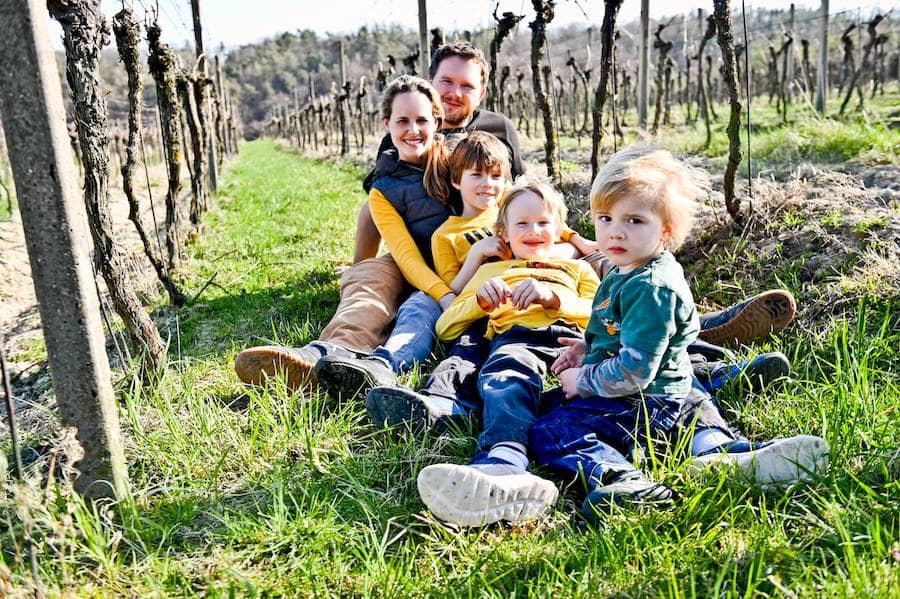 Loczi vinárstvo z Limbachu